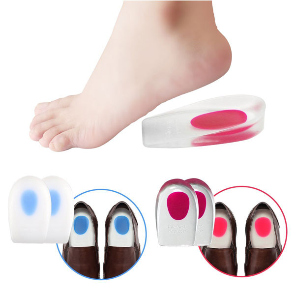 Nuova scarpa da disegno Insets Cup Heel Silicone Gel Cushion for Adults ZG -276