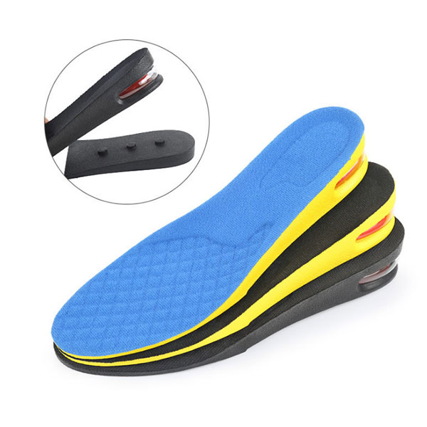Invisible Height Acreage Heel Cushion Pad Insole Air Cushion Pad for Femmine and Male ZG -339