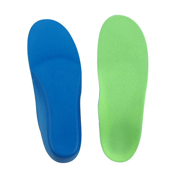 2018 Hot Selling High Arch Orthotics Shock Absorbimento dolore Relief Sport EVA Insole per il bambino ZG -250