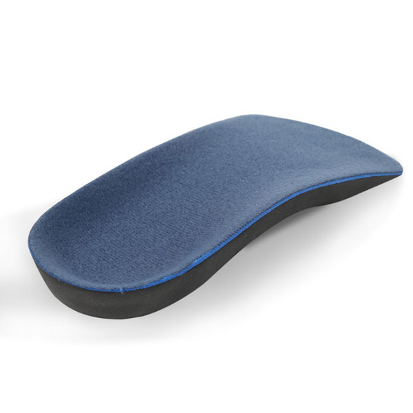 3 /4 Length Orthotic Arch Support Correction Insole per Bowleg ZG -323
