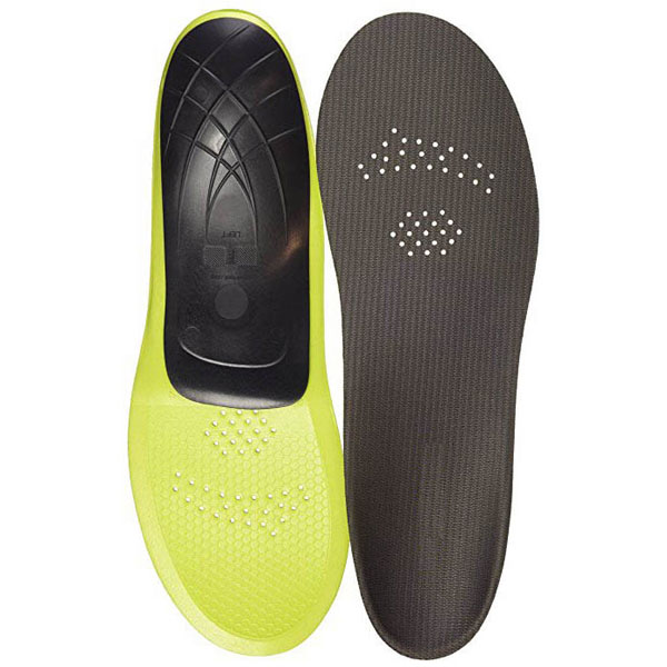 Carbon Full Length Insole Arches Orthotics Miglior supporto neutro Shoe Insole ZG -1832