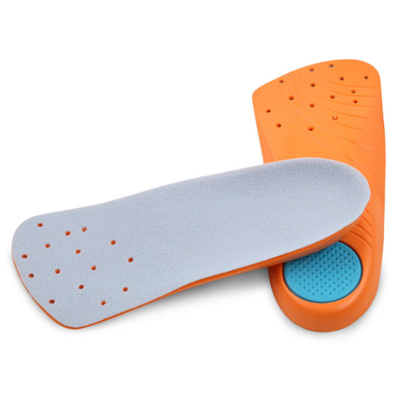 Fashion Style OEM Arch Support PU Foam Insole 3 /4 Orthotics Shoe Insole ZG -326