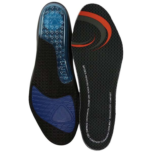 China Factory Air Cushion Sporty Shock Absorbtion Air Insole for Men ZG -1826