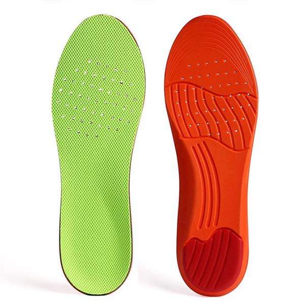 Amazon Newest Anti Bacterial PU Memory Foam Insole Eva Insole ZG -1888