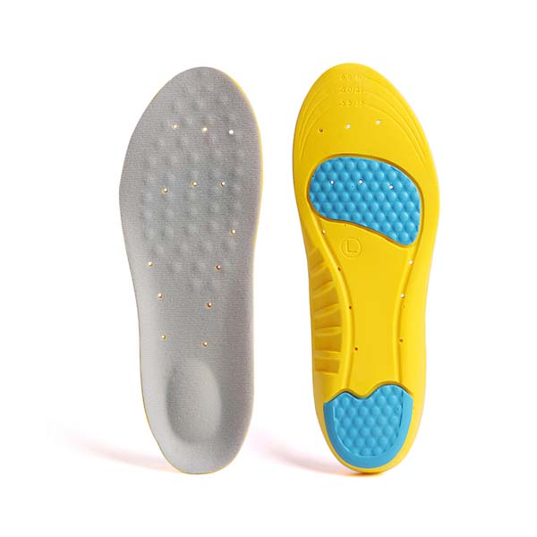 PU Foam Shock Assorbimento dello Sport Insole con supporto Arch per il Walking /Running /Hiking /Casual Shoes ZG -1891