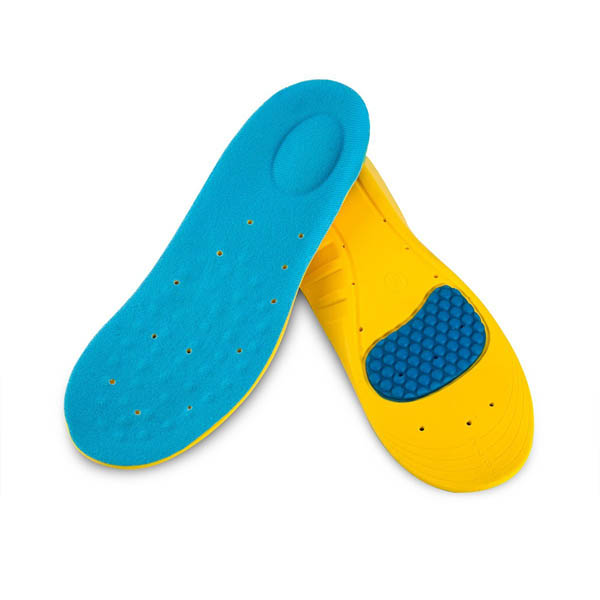 Comfortable e respirabile Deodorization Kids Shoe Insole ZG -262