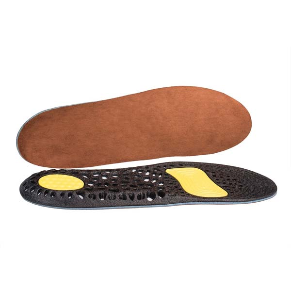 Cooling Gel Insole Honeycomb Gel Sports Absorb Shock Full Length Insole per donne e uomini ZG -232