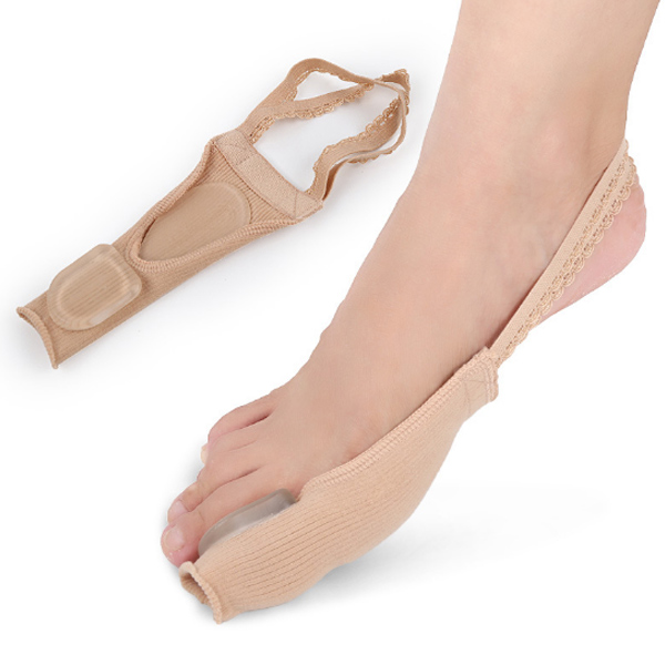 Separatori di Religione di Bunion Relief Straighter Big Toe Straighter per Hallux Valgus Bunion Brace Toe Spacers _ZG-304