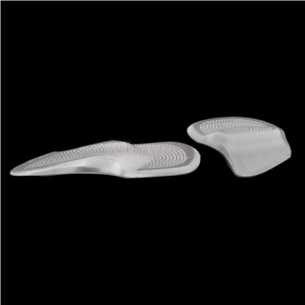 Super Soft High Elastic Transgenitore Shock Absorbimento Arch Support 3 /4 Gel Forefoot Cushion Pad ZG -214