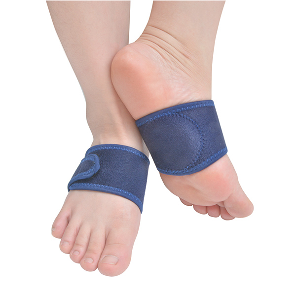 Flat Orthotic Plantar Fasitis Arch Support Gel Cushions Pad Heel Cure Insole Flat Foot Correcting ZG -243