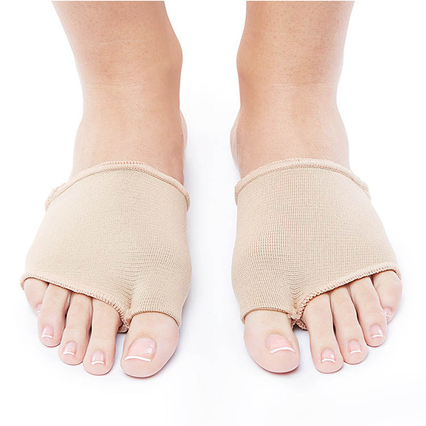 Metatarsale Gel Sleeve Forefoot Cushion Pad Supports Ball of Foot Health ZG -258