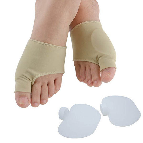 Commercio all'ingrosso Gel Hallux Valgus Bunion Orthois Corrector per High Heel ZG -1804