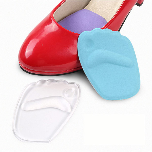 Super Soft Daily Use Foot Pain Relief Protettore Gel High Heel Pads ZG -416