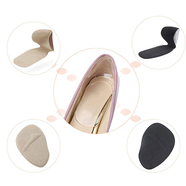 High Heel Cushion Sticker Gel Inserts Pads for Ladies ZG -334
