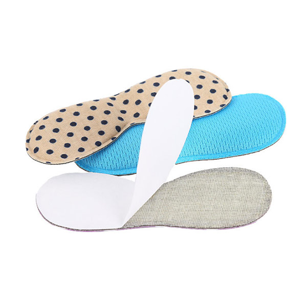 Cheapy Soft Heel Care Antiwear Heel Pain Relief Sponge Foam Back Sticky Heel Liner for Lady's High -Heeled Shoes grossista ZG -356
