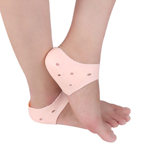 Nuovo arresto del dolore del piede Heel calch Soft and Comfortable foot heel Protector ZG -421