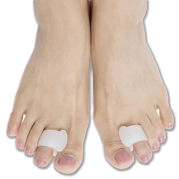 Gel Bunion Pads Forefoot Cushion Half Toe Sleeve Gel Metatarsal Pads ZG -286