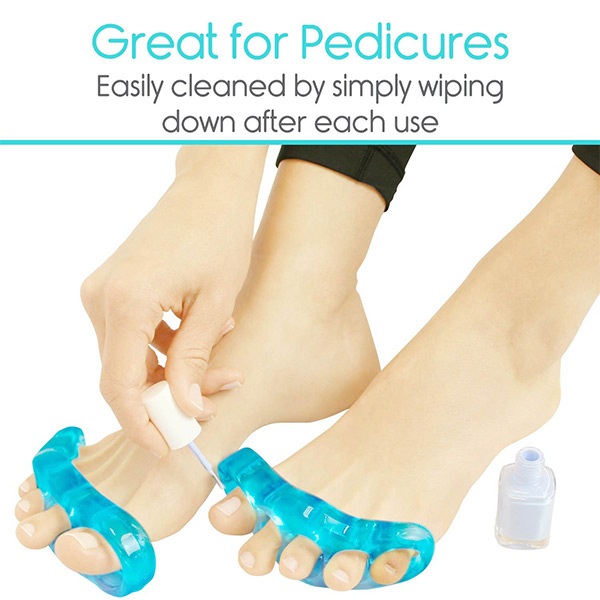 Bunions Treatment Bunion Corrector Silicone Toe Separatori ZG -288