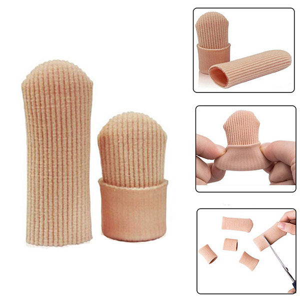 Toe Care Kits Hammer Toes Bunion Pain Relief Gel separatore Spacer Straighter Kits ZG -1820