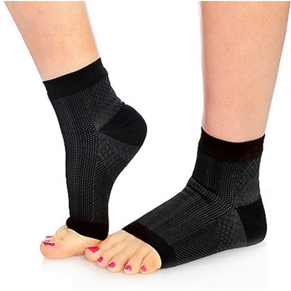 Medical Plantar Fasitis Compression Heel Arch Support Ankle Socke ZG -S6