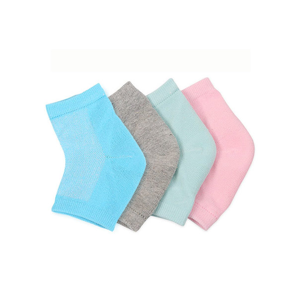 Silicon Whiten Exfoliating Moisteurizing piede Protectors Cooling Gel Socks ZG -S12