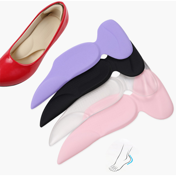 Soft Massaging Dolore Piede Relief Insole Maker for Women and Men ZG -312
